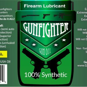 Gunfighter Oil
