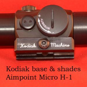 Kodiak Shades H1